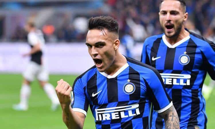 Lautaro stasera dovrà confermare i suoi gol anche in Inter Barcellona
