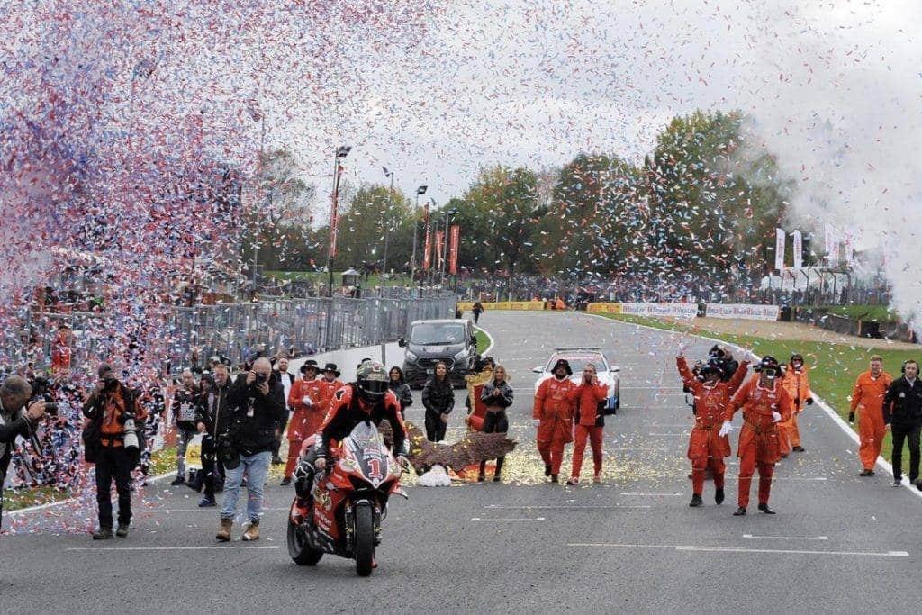 SBK Scott Redding Ducati BSB