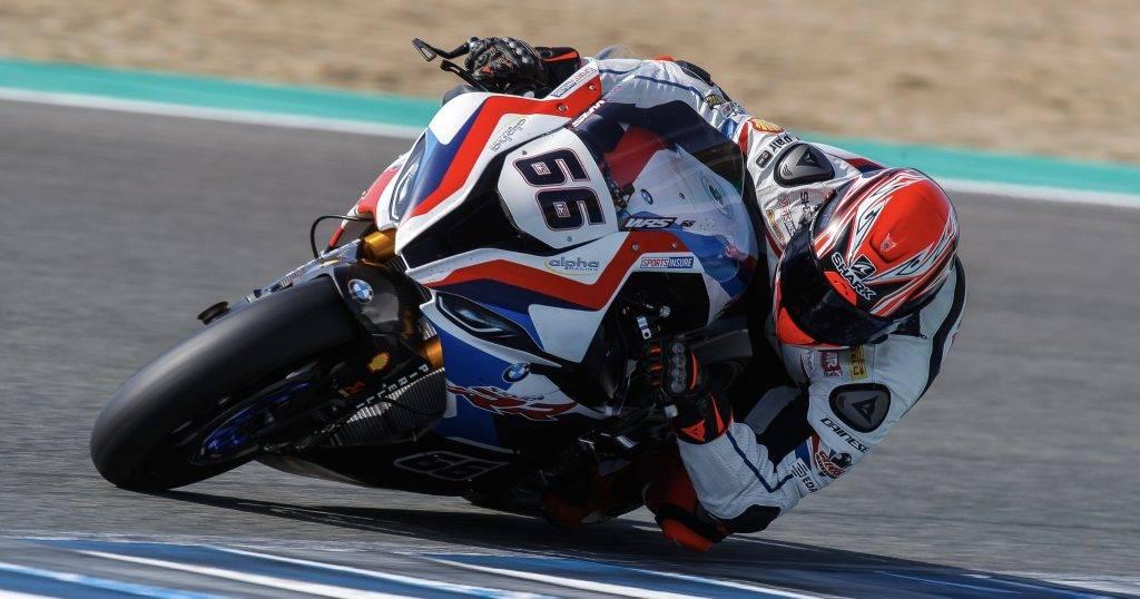 SBK Test Jerez 2020 Sykes