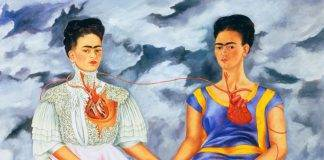 Le due Frida, 1939, Frida Kahlo