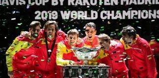 Coppa Davis Spagna - Photo Credit: twitter.com/DavisCupFinals