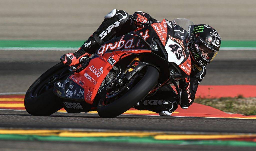SBK Scott Redding Ducati