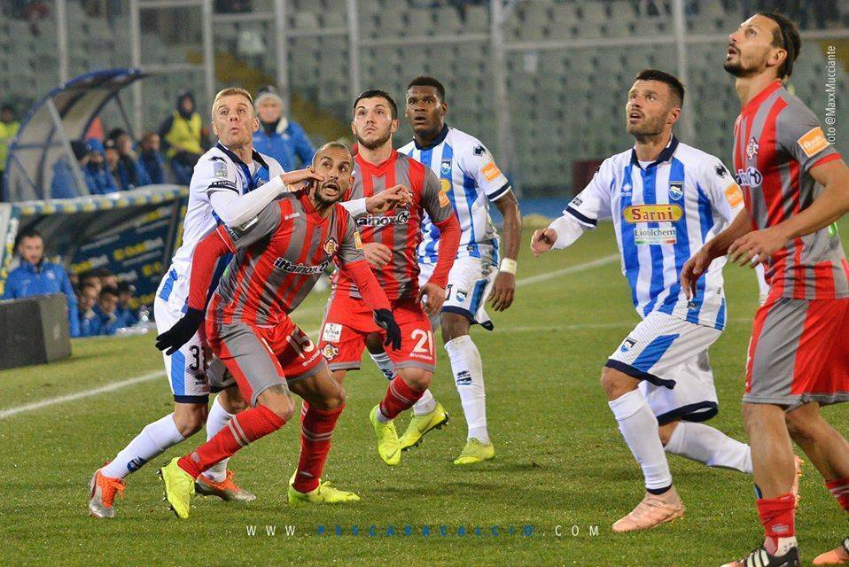 Pescara festival del gol, Cremo polveri bagnate - Metropolitan Magazine Italia