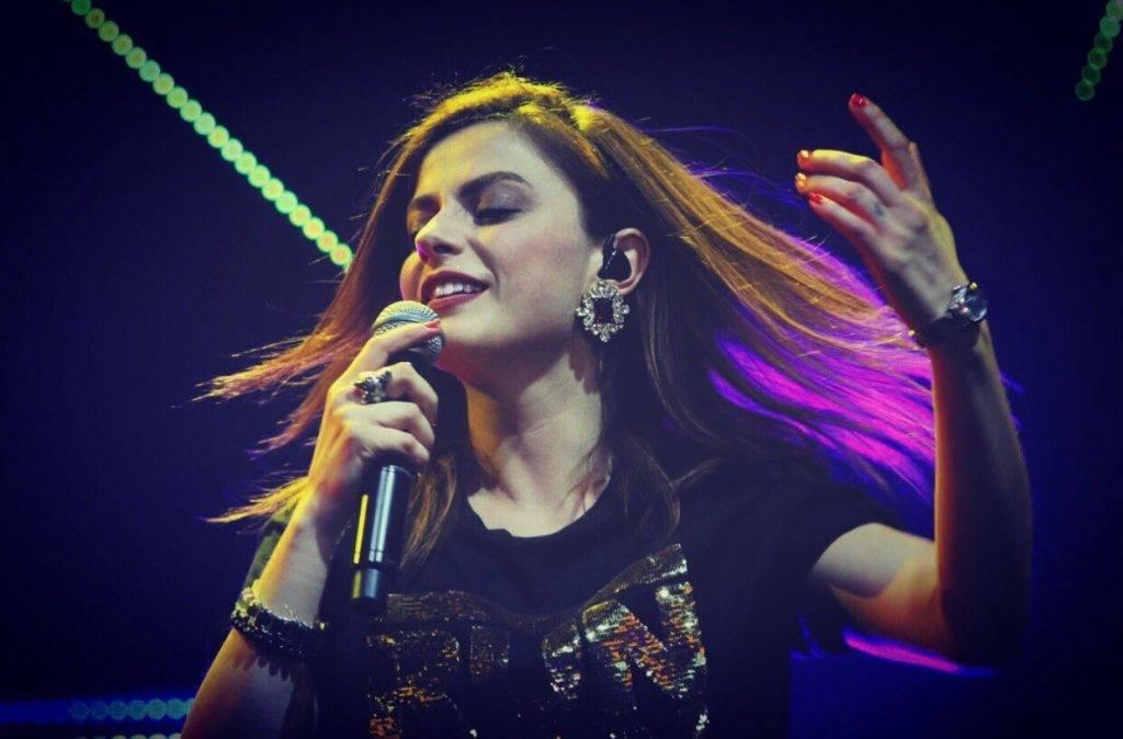 Annalisa in concerto - Photo credit: Spettacoli news