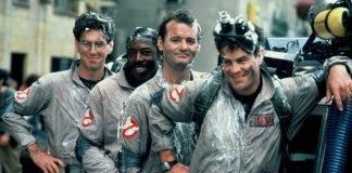 Ghostbuster 2020: in foto il cast originale negli Anni Ottanta