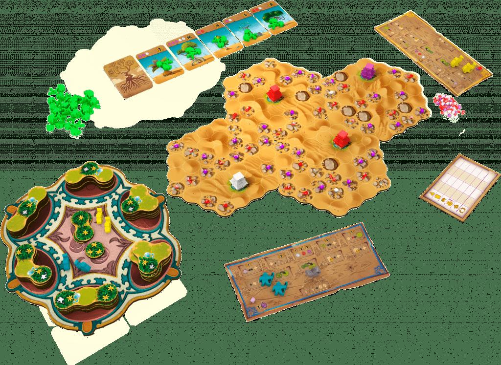 Ishtar giardini babilonia gioco