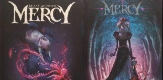 Mercy, la Dama, il Gelo e il Diavolo di Mirka Andolfo fumetto Panini