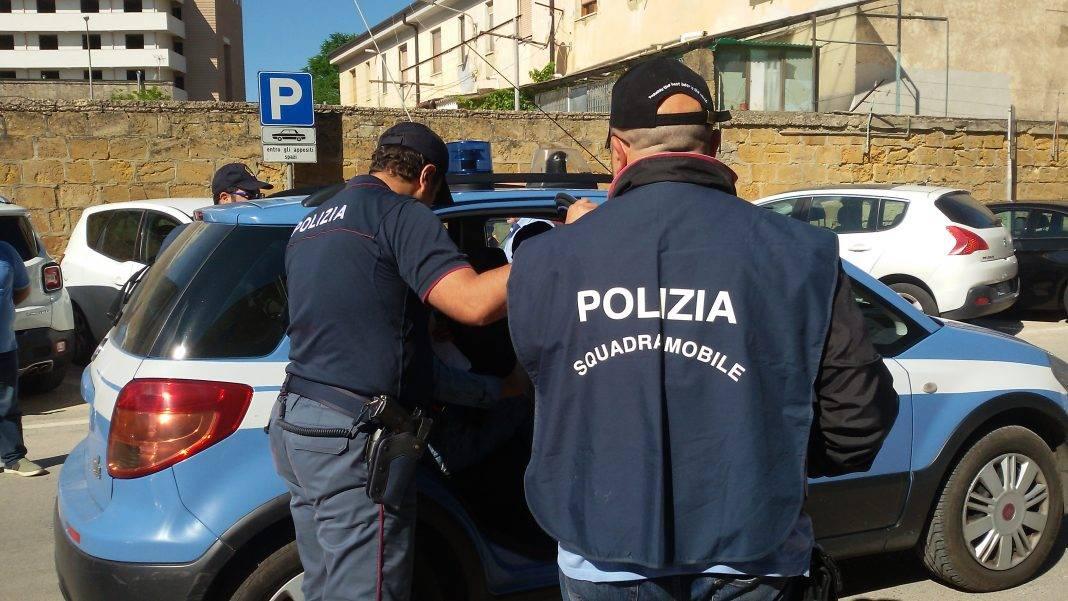 blitz antimafia nelle imprese italiane