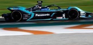 Jaguar Racing Calado