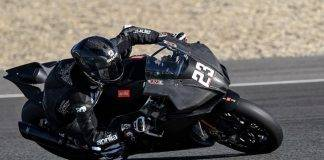 SBK Aprilia M2 Racing