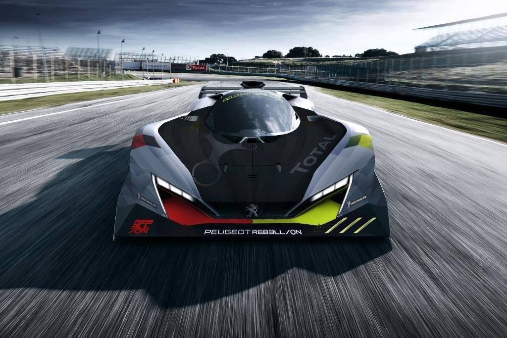 Hypercar private WEC Rebellion Racing Peugeot Sport