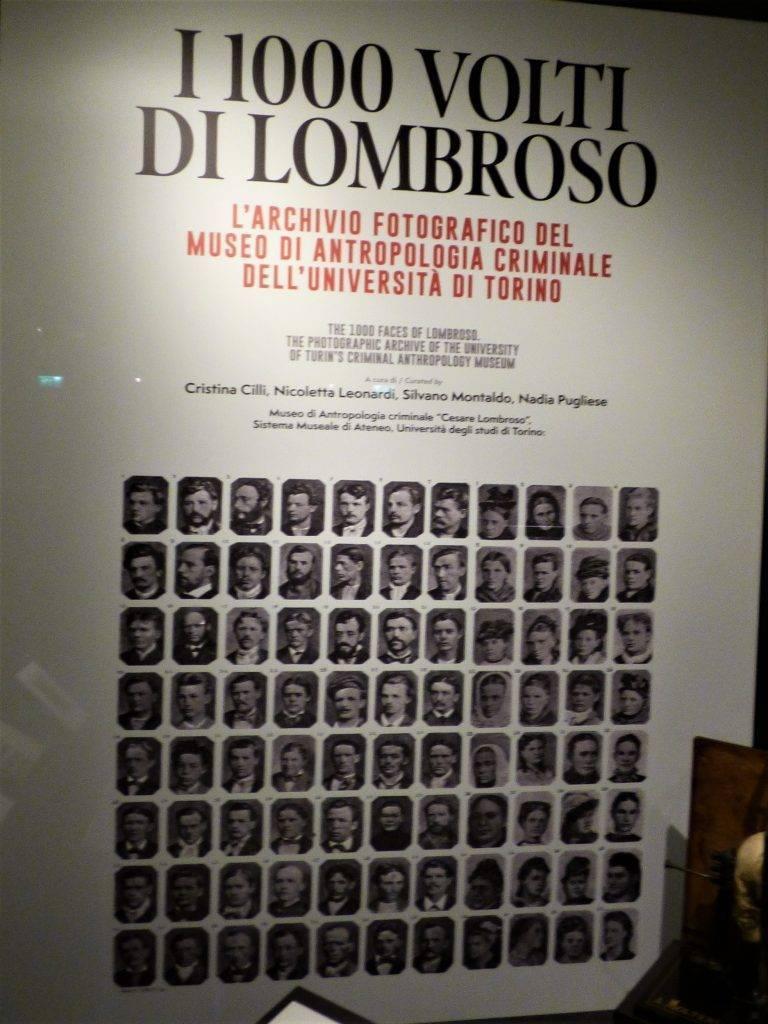 I 1000 volti di Lombroso - Photo Credit: Daniele Capello