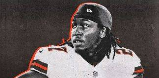 Kareem Hunt NFL Browns