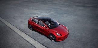 Tesla Model 3 , immagine web