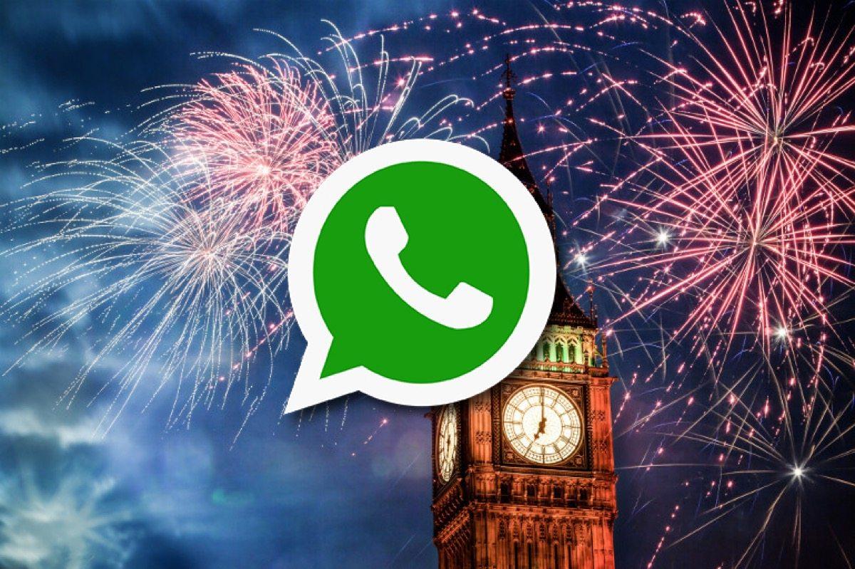 Auguri Di Buon Anno 2020 Ecco Come Farli Su Whatsapp