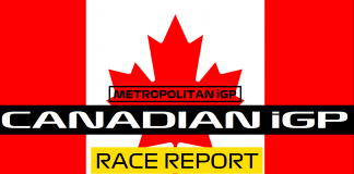 iGP Manager Canada Gara