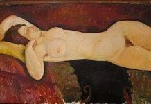 Modigliani Nudo WIKI
