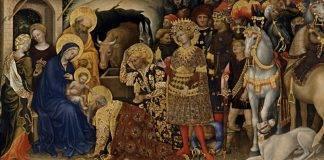Adorazione dei Magi, Gentile da Fabriano, 1423