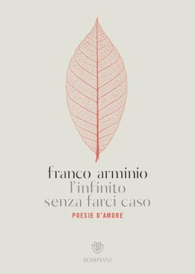 Franco Arminio L'infinito senza farci caso