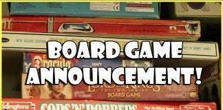 board game kickstarter 2020