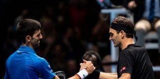 Djokovic-Federer - Photo Credit: Getty Images