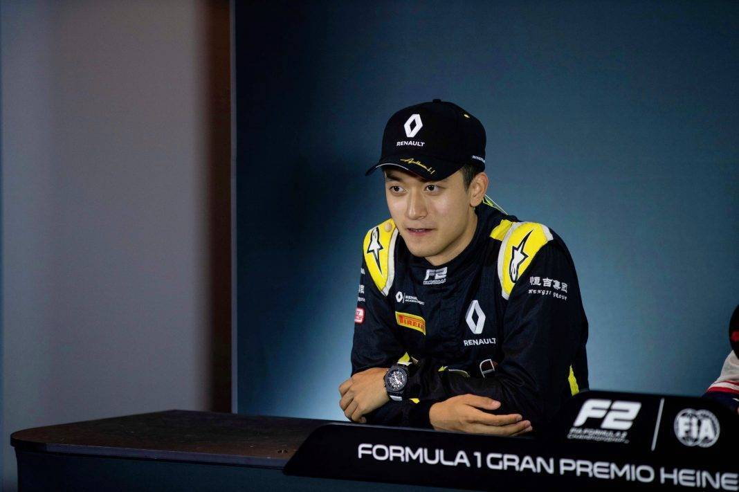 Zhou Virtuosi Racing