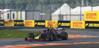 TDR1 GP Canada F1