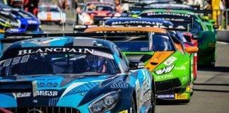 Calendario 2020 GT Challenge Europe