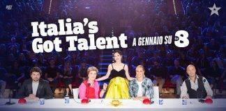 Italia's Got Talent - Photo Credit: iGossip.it