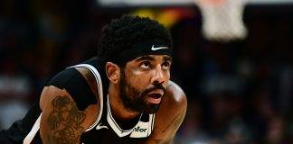 Kyrie Irving - Photo Credit: Ron Chenoy/USA TODAY Sports