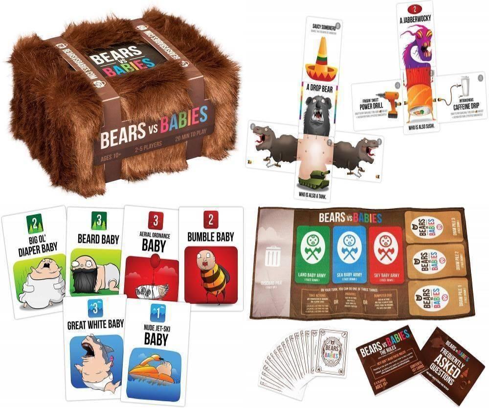 bears vs babies componenti