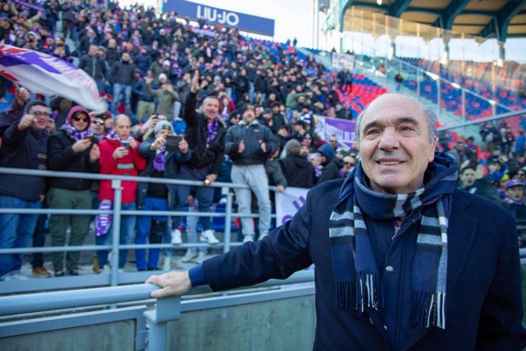 Commisso è molto attivo sul calciomercato di gennaio, pronto a dare alla sua Fiorentina rinforzi validi per il proseguo della stagione