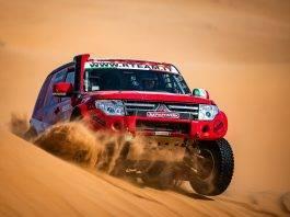 deserto arabia saudita dakar