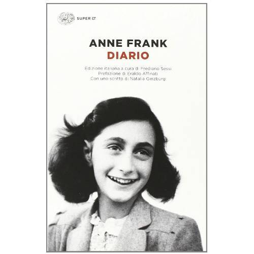 Anna Frank, Diario - Photo Credits: Amazon.it