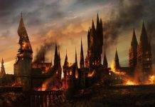 Hogwarts Battle background