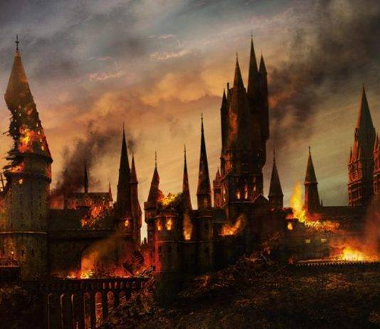 Hogwarts Battle background