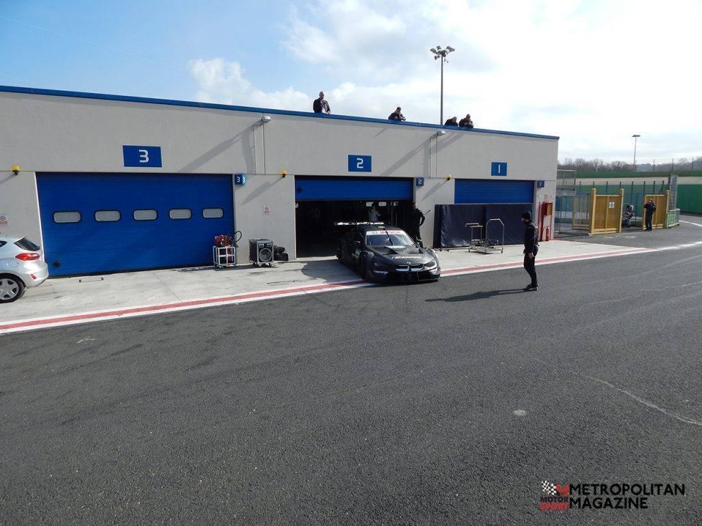 Test DTM Vallelunga 2020