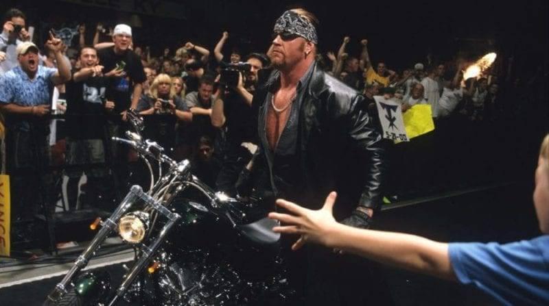 Undertaker: il ritorno dell'American Badass? - Metropolitan Magazine