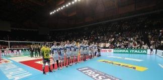 semifinali Coppa Italia a2 a3 volley