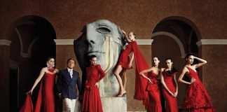 Documentari stilisti, Valentino - credits: web
