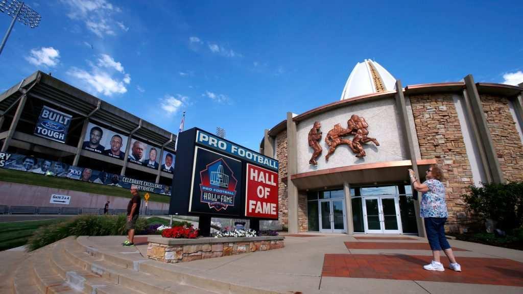 NFL Hall of Fame coronavirus
