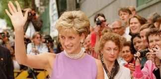 Lady Diana icona di stile