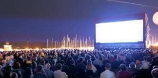 Cinema all'aperto a Roma (TPI)