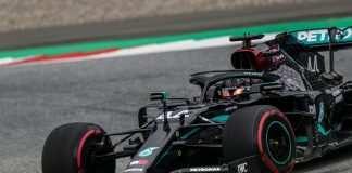 Mercedes DAS GP Austria