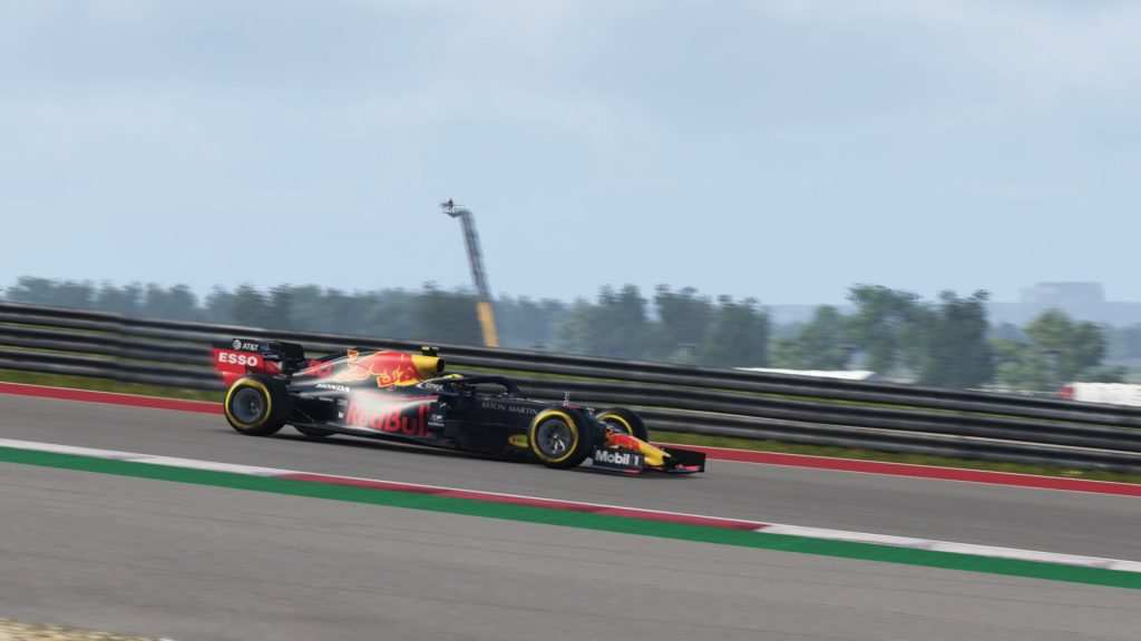TDR GP USA red bull
