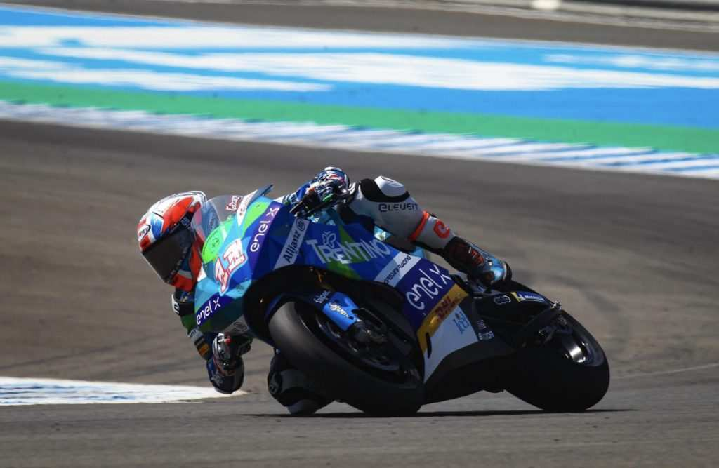 MotoE Qualifiche GP Andalusia 2020
