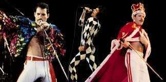 Freddie Mercury look