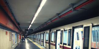 La metro di Roma (Metro Roma)