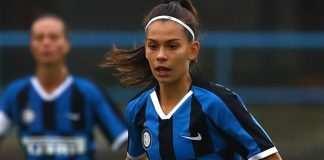 Sofia Colombo, nuova giocatrice dell'Hellas Verona