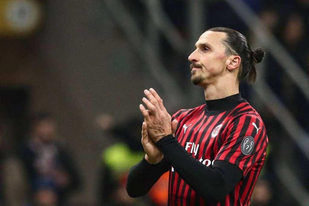 Zlatan Ibrahimovic positivo al Coronavirus: il comunicato del Milan